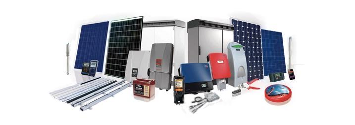 太陽光発電専門商社